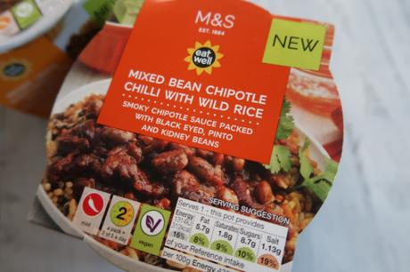 A New Year and a New Foodhall for M&S