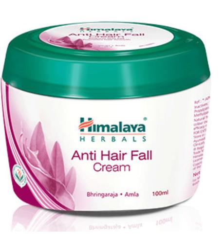 Anti Hair fall cream. Courtesy: http://www.himalaya