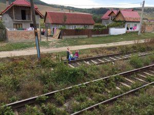 People I met on the Romanian train ride – Part 1