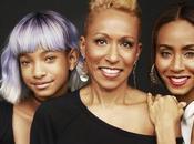 Jada Pinkett Smith, Daughter Willow Mother Adrienne Land Talk Show