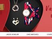 JASSY Jewelry, Extra 2018 Valentine's Day!