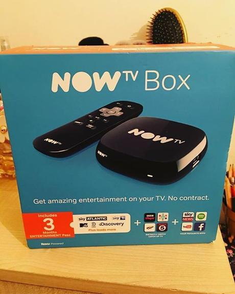 The Now TV Box | My Review