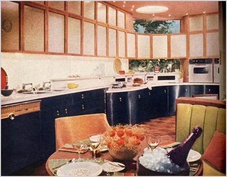 kitchens 1960s 0609
