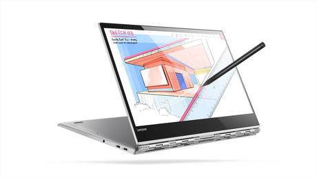Read to know the Specifications of  Lenovo's YOGA 920 Limited Edition Vibes is here, a 2-in-1 Glass convertible laptop