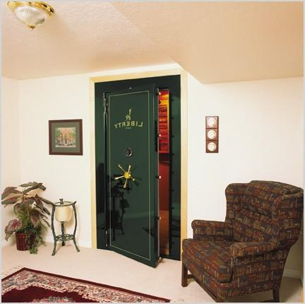 splendid hidden gun safe decorating ideas for basement traditional design ideas with splendid gun safe gun