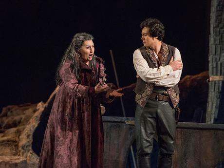 Opera Review: We Didn't Start the Pyre