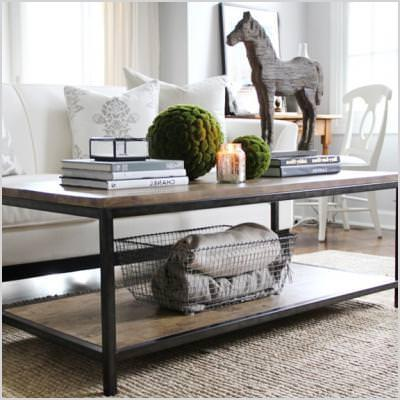 styling your coffee table coffee table decor