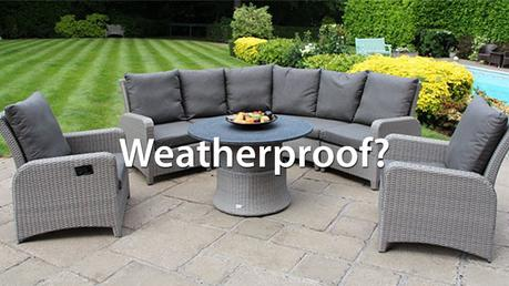 Do I need to cover my rattan furniture during the winter?