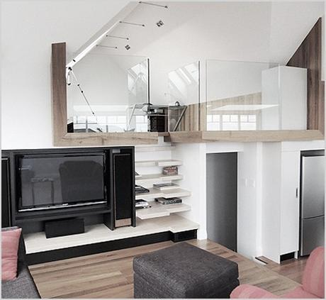 steps to saving space 15 compact stair designs for lofts