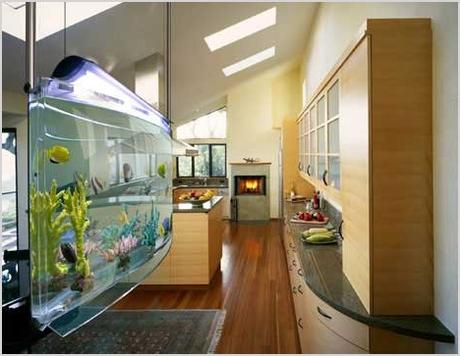 fish bedroom decor