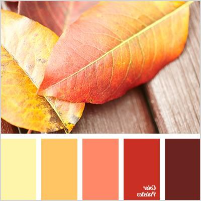 fall color matching