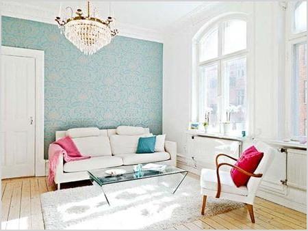 decoracion de salones estilo escandinavo
