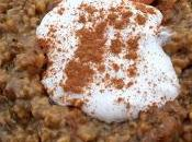Steel Gingrebread Oatmeal Crockpot (Dairy Gluten Free)