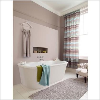 dulux bathroom soft sheen 25l mellow mocha 5468 p