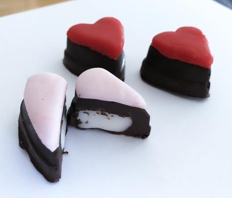 Make This: Heart-shaped Mints