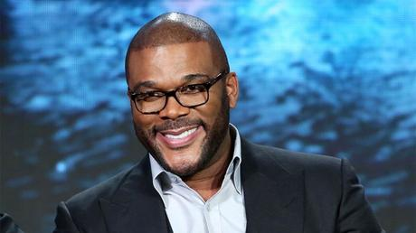 #GoodDeed Tyler Perry Replaces  Stolen Church Van