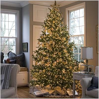 interior design christmas trees