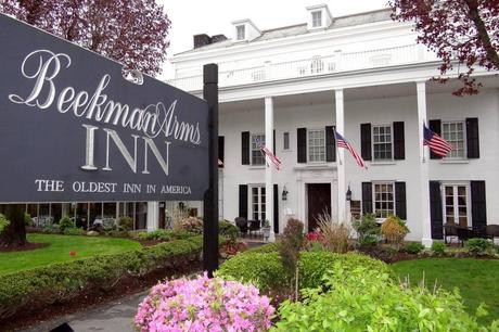 Image result for The Beekman Arms, Rhinebeck, N.Y.