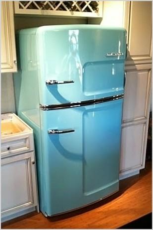 refrigerator 37 ways to treat yourself with tiffany blue