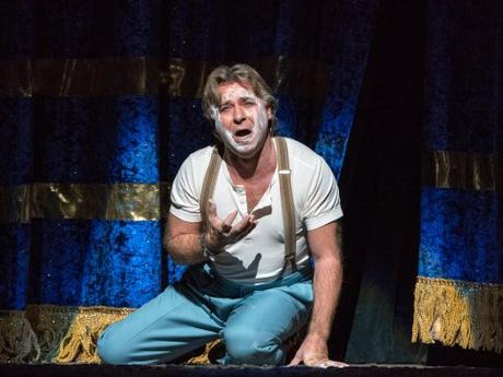 Alagna Hits It Out of the Ballpark! — The Met Revives David McVicar's 'Cav' and 'Pag'
