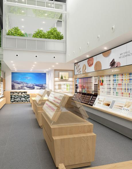 Sleeping Beauty: Innisfree Beauty Welcomes New NYC Flagship Store