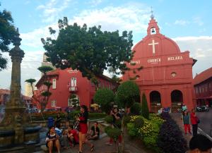 Colonial Melaka