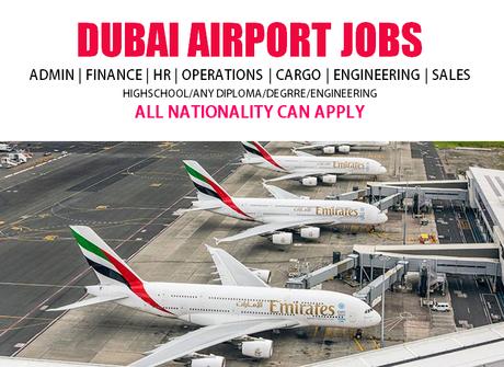 Dubai Jobs MBA on Airtposrt