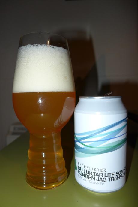 Tasting Notes:  Beerbliotek: Du Luktar Lite Som Första Gången Jag Träffade Dig