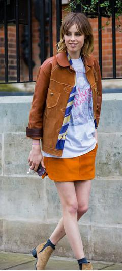 brown leather jackets for women