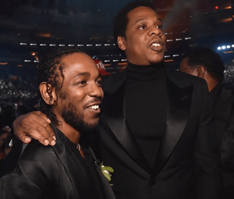 Jay-Z Just Got His First Presidential Endorsement From Kendrick Lamar