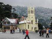 Enchanting Shimla.