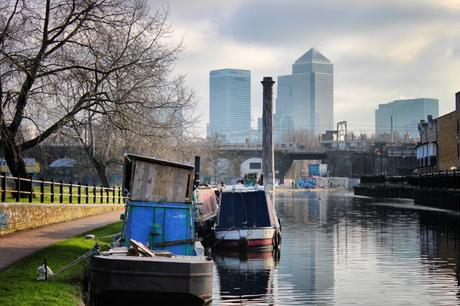 In & Around #London… A Sunny Winter Day on the Regent's Canal @CanalRiverTrust