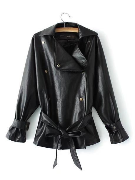 Newchic leather jackets for women