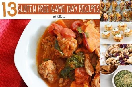 13 Gluten Free Game Day Recipes