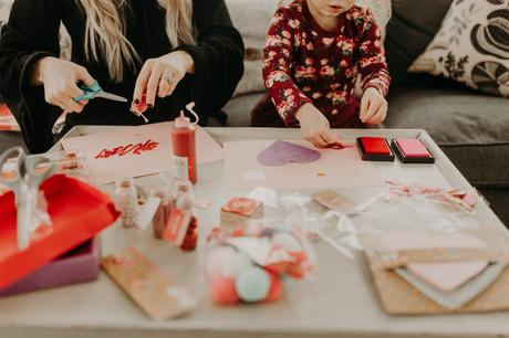 Valentine's Day Crafts: Valentine's Day activities to do with your kids