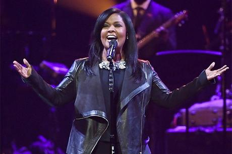 CeCe Winans Wins Two Grammy Awards Celebrates With Church Family