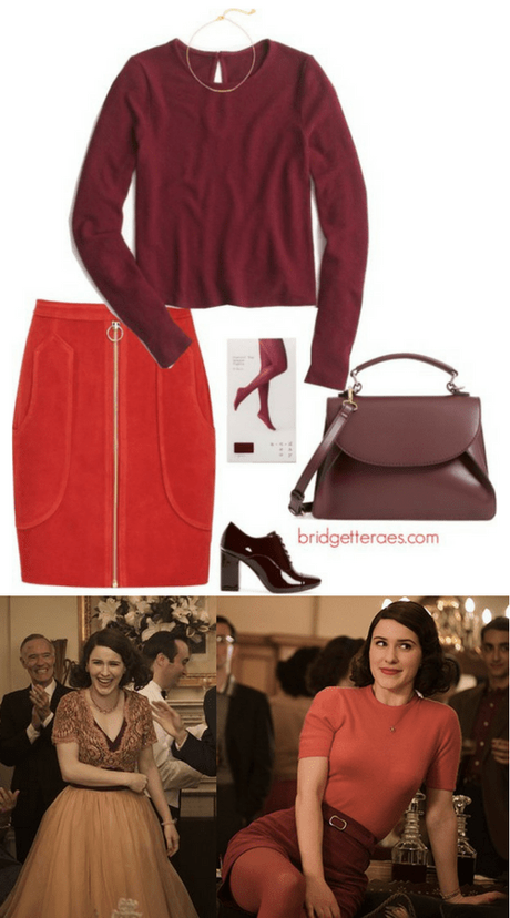 Getting Color Inspiration from The Marvelous Mrs. Maisel
