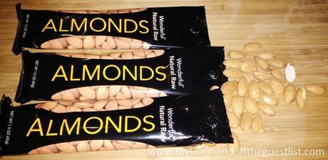 Baby, I like it Raw: Natural Raw Wonderful Pistachios & Wonderful Almonds