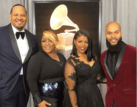 [Pics!] Gospel Artists On The Red Carpet At The Grammys