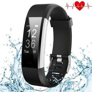 Best Fitness Tracker With Heart Rate Monitor And Waterproof 2018