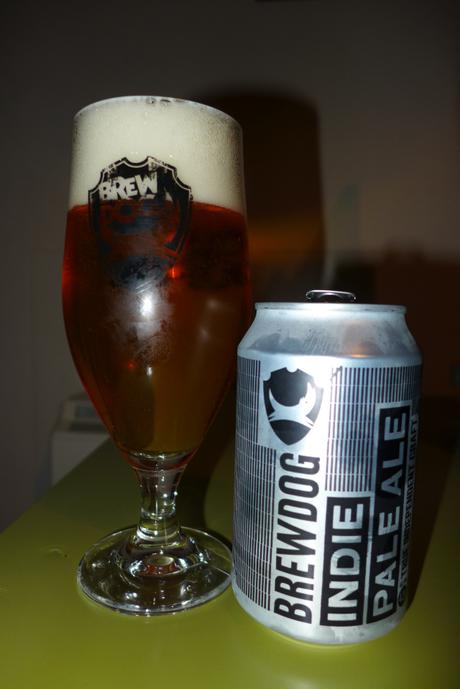 Tasting Notes: Brewdog: Indie Pale Ale