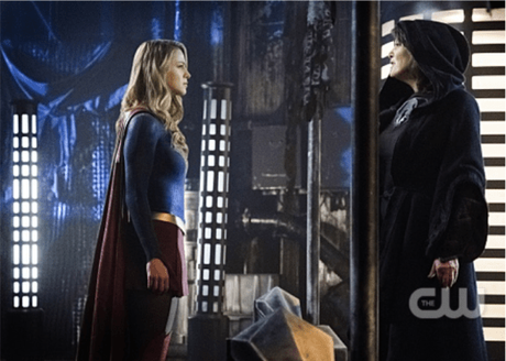 Double Thoughts on 'Supergirl'