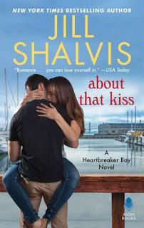 About that Kiss by Jill Shalvis- Feature and Review