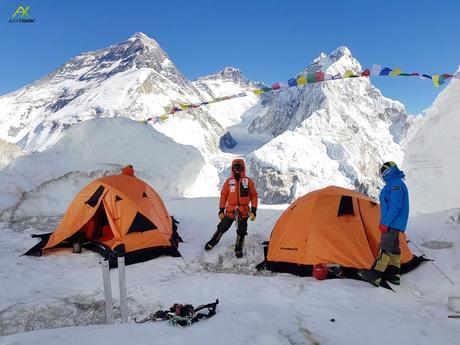 Winter Climbs 2018: Camp 3 on Everest, K2 Team in Skardu