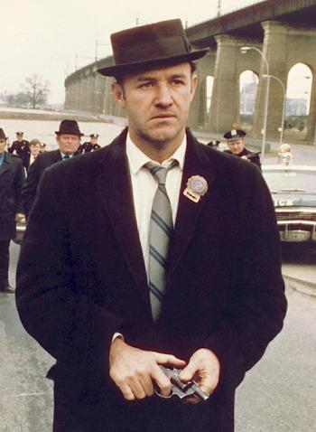The French Connection – Popeye Doyle's Overcoat and Gray Suit