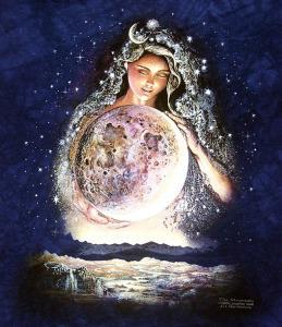 Super Blue Icemoon with Lunar Eclipse! Meditate with archangel Jeremiel.