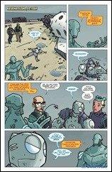 Preview: Atomic Robo and the Spectre of Tomorrow #4 by Clevinger & Wegener (IDW)