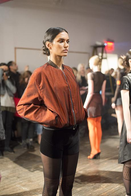 NYFW tips and tricks.