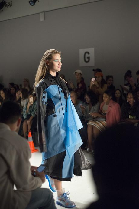 NYFW runway show + tips and tricks on how to attend.