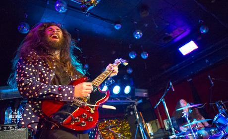 Rise Over Run: Crown Lands at The Horseshoe Tavern